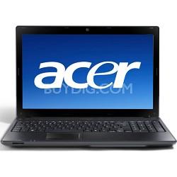 "Aspire 15.6"" Notebook Computer - Mesh Black (AS5552-3036)"