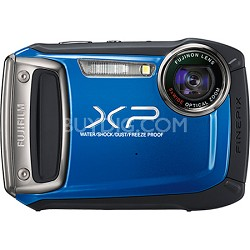 XP170 Compact Digital Camera with 5xOptical Zoom Lens - Blue
