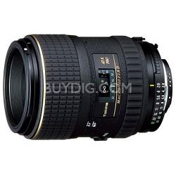 AT-X M100 AF PRO D 100mm f2.8 Macro Lens