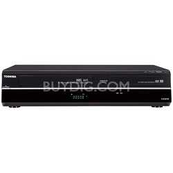 DVR-620- DVD/VCR Player & Recorder w/ 1080p - OPEN BOX