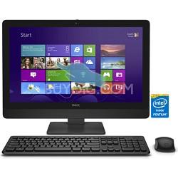 """Inspiron 5348 23"""" i5348-3889BLK All-In-One Desktop PC - Intel Pentium 3220 Proc."""