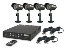 DVR4-1000 Security Kit