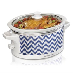 Wrap and Serve Slow Cooker, 6-Quart (33760)