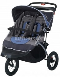 Swivel Wheel Strollers Suburban Safari Double