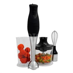 Pure Life 3-in-1 Electric Hand Blender - RHB-301