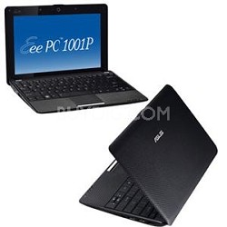 "Eee PC 1001P-MU17-BK 10.1"" Atom N450/160G HDD/1GB DDR2/Windows 7 Starter"