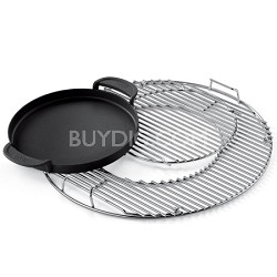 8833 Gourmet BBQ System Griddle Set