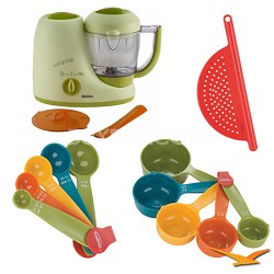 Babycook Baby Food Maker - Sorbet - Bundle