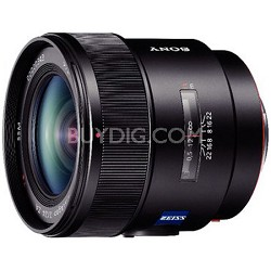 SAL24F20Z - 24mm f/2.0 Wide Angle A-Mount Lens for Sony Alpha DSLR's