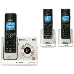 DECT 6.0 Three Handset Cordless Answering System with Caller ID - LS6425-3