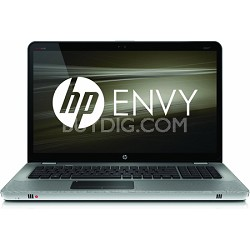 """ENVY 17.3"""" 17-1190NR Notebook PC Intel Core i7-720QM Processor"""