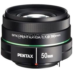 SMC DA 50mm F1.8 Lens for Pentax DSLRs - 22177