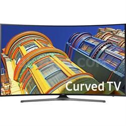 UN55KU6500 - Curved 55-Inch 4K Ultra HD LED Smart TV - KU6500 6-Series