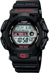 G9100-1V - Men's G-Shock Gulfman Tide and Moon Watch