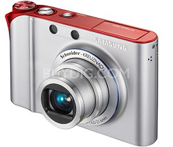 "TL34HD 14.3MP 3"" LCD Digital Camera (Silver)"