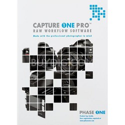 Capture One Pro Raw Workflow Software
