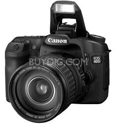 EOS 40D SLR Camera W/ 28-135 Lens and USA Warranty