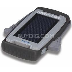 Freedom 2200 mAh, 1X Charge, Solar, Vibram  Sole (Black) - F-FREEDOM-VBK