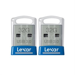 JumpDrive S45 32GB 3.0 Flash Drive 2-Pack (64GB Total)