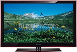 "LN52A850 - 52"" High Definition 1080p 120Hz LCD TV"