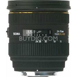 24-70mm F2.8 IF EX DG HSM Lens for Pentax AF