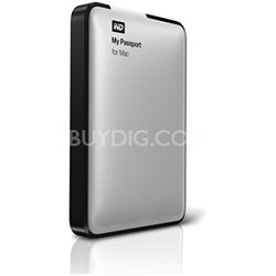 My Passport for Mac 1 TB USB portable hard drive