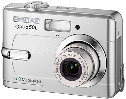 Optio 50L Digital Camera