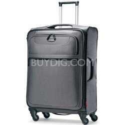 """Lift 25"""" Spinner Luggage (Charcoal)"""