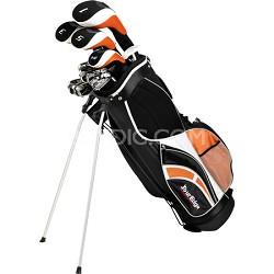 Men's HP-11 Complete Golf Set (Right Hand, Graphite/Steel, Regular)