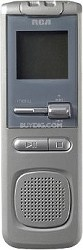VR5230 2GB Digital Voice Recorder, 400 Hours Recording Time
