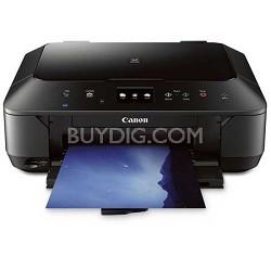 Wireless Color Photo All-in-One Inkjet Printer - Black