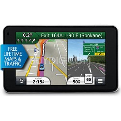 "nuvi 3490LMT 4.3"" GPS Navigation System with Lifetime Map and Traffic Updates"