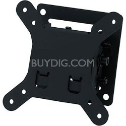 Adjustable Tilting Wall Mount Bracket for LCD LED Plasma (Max 30Lb, 10-26inch)