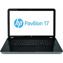"""Pavilion 17.3"""" 17-e130us Notebook PC - AMD Quad-Core A6-5200 Acc. Processor"""