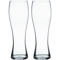Beer Classics Wheat Beer Glasses - Set of 2