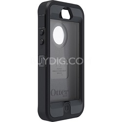 Defender Case for iPhone 5 (Black)