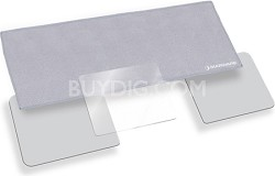 "Protection Pack Silicone for Macbook 13"" Unibody"