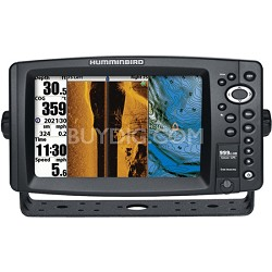 "999ci HD SI 8"" Color Temp/ GPS and Sonar Combo Fish Finder"