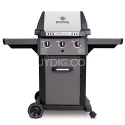 Stainless Steel Barbecue Liquid Propane Gas Grill Monarch 320 - 931254