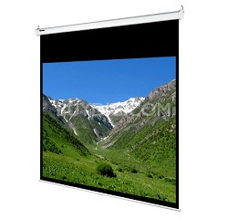Panoview DS-3100PM 100 inch Manual Pull-Down 4:3 Projector Screen
