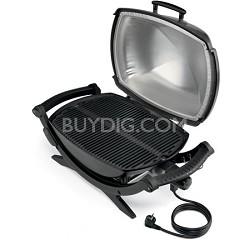 Q-240 Portable 280-Square-Inch Electric Grill