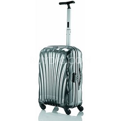 "Black Label Cosmolite Hardside 20"" Silver Carry On Spinner Suitcase"