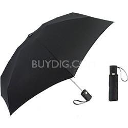 T-Tech Mini Travel Umbrella, Black