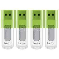 32GB JumpDrive S50 USB Flash Drive 4-Pack - Bulk Packaged