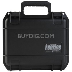 3I Series GoPro Hard Case - Black 2-pack (Holds Two Cameras) 3I0907-4-012