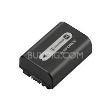 InfoLithium H Series NP-FH50 900 mAh battery for HX100V, HX200V, A290, A390