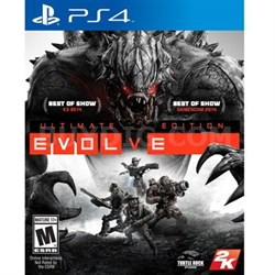 Evolve Ultimate Edition  PS4