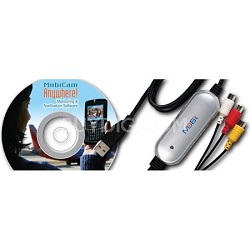 MobiCam Audio Video Wireless Internet kit