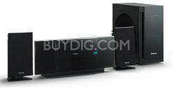 SC-BTX70 - Blu-ray 2.1-channel Home Theater System (Virtual 7.1-channel)