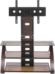 Keira Flat Panel TV Stand with Integrated Mount